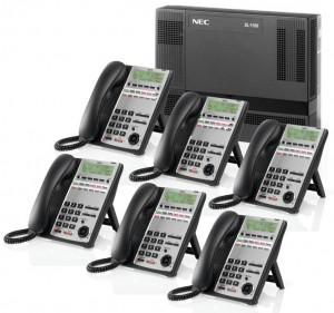 NEC SL1100 System Kit